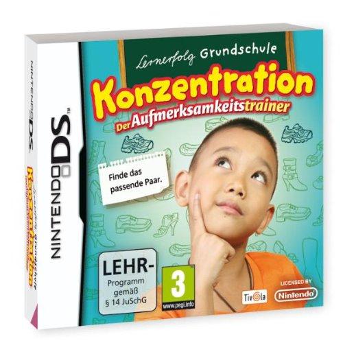 Lernerfolg Grundschule: Konzentration. Der Aufmerksamkeitstrainer