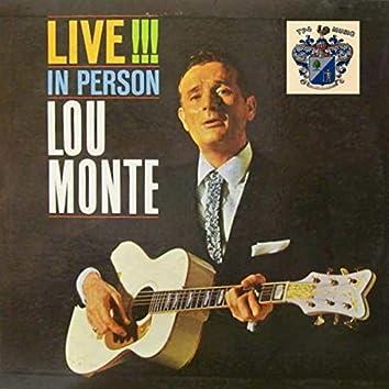 Lou Monte Live in Person