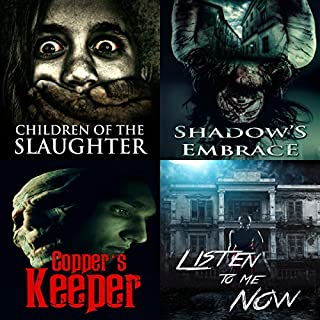 Slaughter Series, Books 1-3, Bonus Edition audiobook cover art