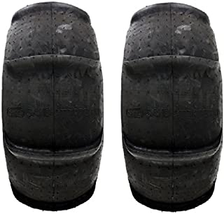Pair of GMZ Sand Stripper HP Paddle Rear (6ply) ATV Tires [28x15-14] (2)