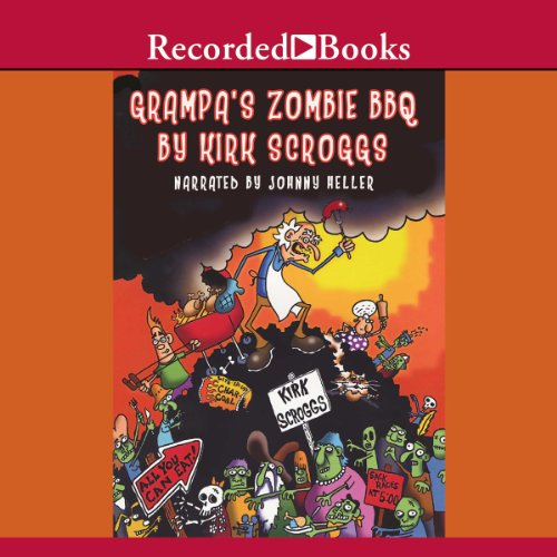 Wiley & Grampa's Creature Features audiobook cover art