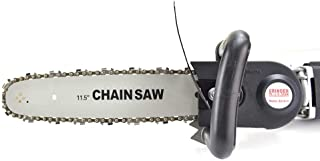 Superior Steel SS1214 11.5 Inch Chainsaw Attachment For Angle Grinder