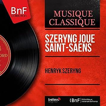 Szeryng joue Saint-Saëns (Mono Version)
