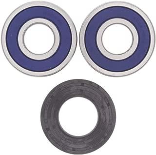 New All Balls Rear Wheel Bearing Kit 25-1353 for Kawasaki KZ 1100 D Spectre 1982 1983 82 83, ZL 1000 A Eliminator 1987 1988 87 88, VN 1500 C Vulcan 1996 1997 96 97, VN 1500 J Drifter 1999 2000 99 00