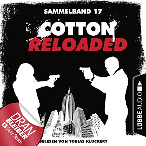 Cotton Reloaded: Sammelband 17 (Cotton Reloaded 49-50) audiobook cover art