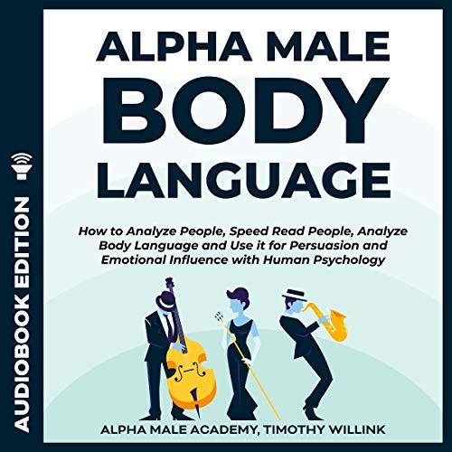 Alpha Male Body Language Titelbild