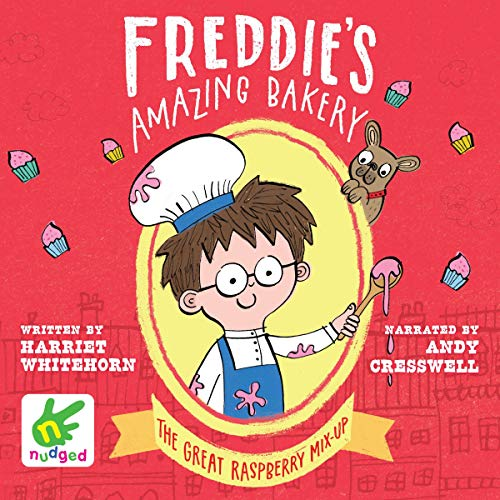 Freddie's Amazing Bakery: The Great Raspberry Mix-Up cover art