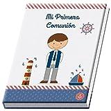 ALBUM COMUNIÓN NIÑO - Álbumes para Comuniones Baratos Niños