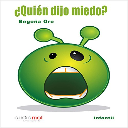 ¿Quién dijo miedo? [Who Said Fear?]                   By:                                                                                                                                 Begoña Oro                               Narrated by:                                                                                                                                 Ingrid Jocelyn García                      Length: 13 mins     Not rated yet     Overall 0.0