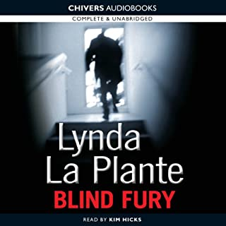 Blind Fury cover art