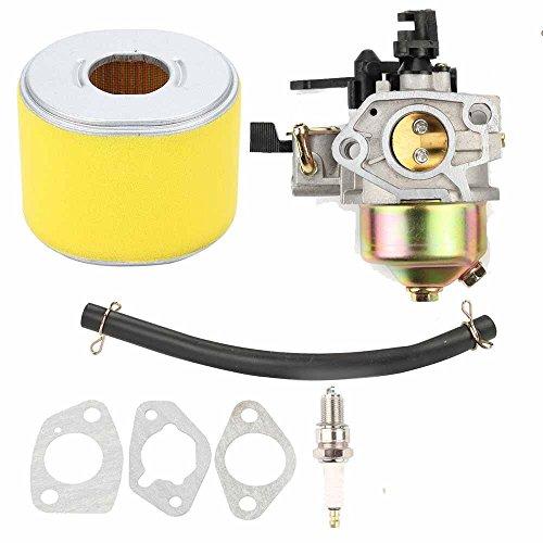 FanzKo GX390 Vergaser-Luftfilter für Honda GX340 188F Motor 13PS Generator Motor Ersetzt #16100-ZF6-V0