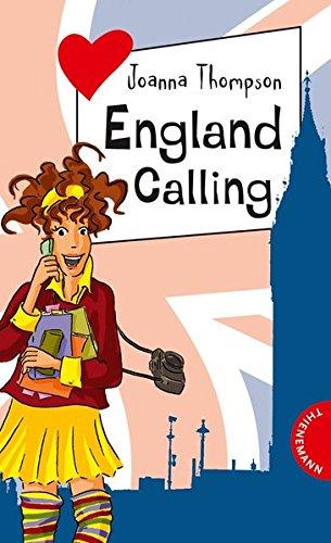 Girls' School - England Calling (Freche Mädchen – Easy English! Girls' School, Band 50016)