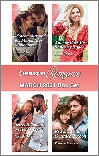 Harlequin Romance March 2021 Box Set (English Edition)