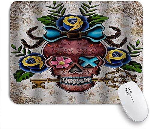Gaming Mouse Pad Custom Halloween Suses oder Saures rutschfeste Gummibasis Office Mousepad Mat Desk