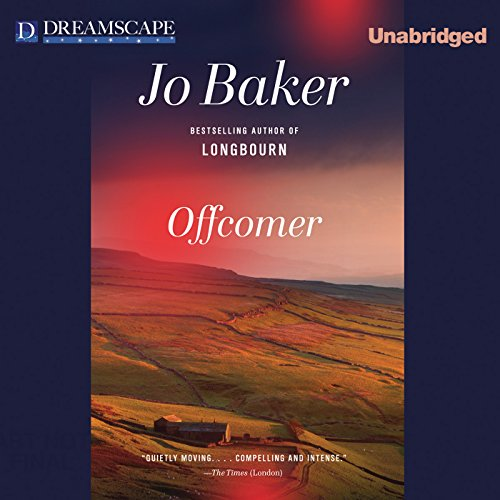 Offcomer audiobook cover art