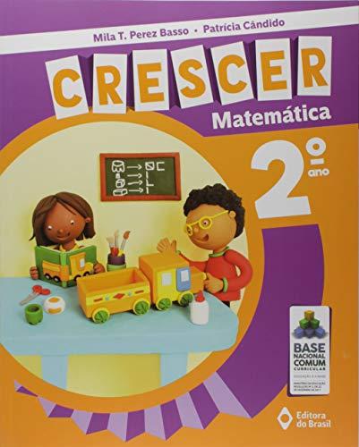 Crescer Matemática - 1º Ano - Ensino fundamental I