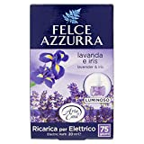 Felce Azzurra - Aria di Casa, Ricarica Diffusore Elettrico Iris e Lavanda, Puro Benessere - 20 ml