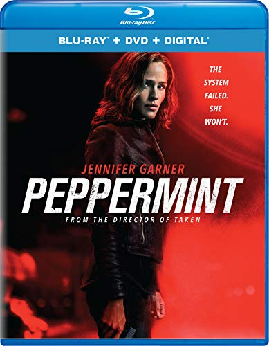 Peppermint [Blu-ray]