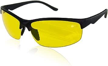 Ciclismo Gafas de Sol Deportivas Viaje Suchinm Gafas de Sol de conducci/ón Nocturna Gafas de Sol antideslumbrantes polarizadas HD para Hombres Mujeres