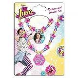 Soy Luna- Set con pulsera y collar, unica (Kids Euroswan WDSL062)