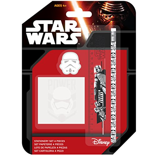 Set scolaire papeterie - STAR WARS - Collection officielle