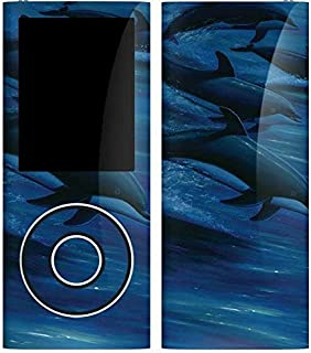 Skinit Protective Skin for iPod Nano 4G (Wyland Dolphins)
