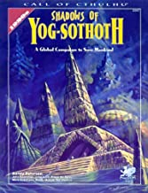 Shadows of Yog-Sothoth (Call of Cthulhu Roleplaying) by Petersen, Sandy (2004) Paperback