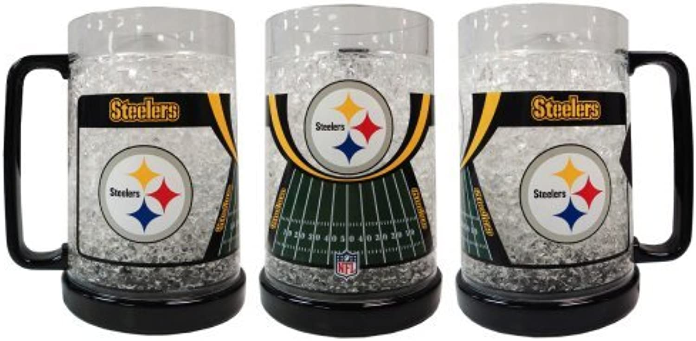 Pittsburgh Steelers Crystal Freezer Mug by Duck House