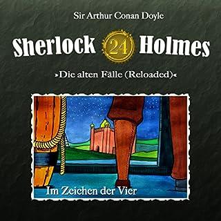 Im Zeichen der Vier     Sherlock Holmes - Die alten Fälle [Reloaded] 24              Autor:                                                                                                                                 Arthur Conan Doyle                               Sprecher:                                                                                                                                 Christian Rode,                                                                                        Peter Groeger                      Spieldauer: 1 Std. und 50 Min.     21 Bewertungen     Gesamt 4,8