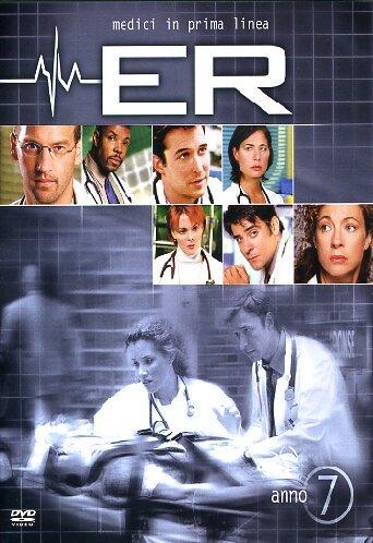 E.R.Anno 7 Medici In Prima Linea (Box 3 Dv)