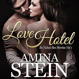 Love Hotel audiobook cover art