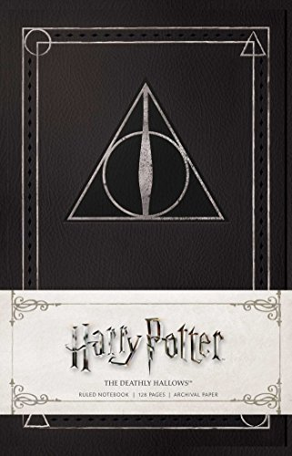 Harry Potter - the Deathly Hallows Ruled Notebook