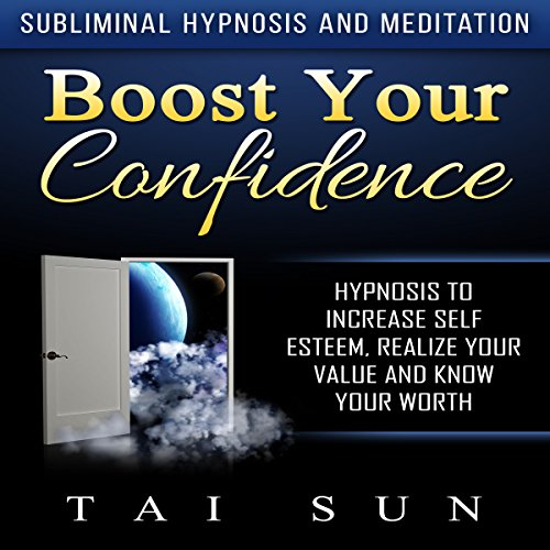 Boost Your Confidence audiobook cover art