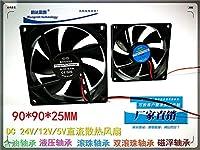 9025, 9225, 5 v, 12 v and 24 v 9 CM/CM computer case server a cooling fan