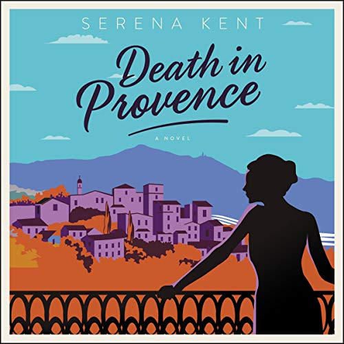 Death in Provence: A Novel cover art