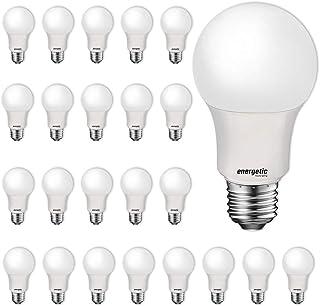 Sponsored Ad - 24 Pack LED Light Bulbs, 60 Watt Equivalent A19 LED Bulb, Soft White 2700K, Non-Dimmable, E26 Standard Base...