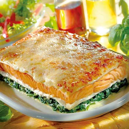 Besser Lachs-Lasagne; 2 x 380 g