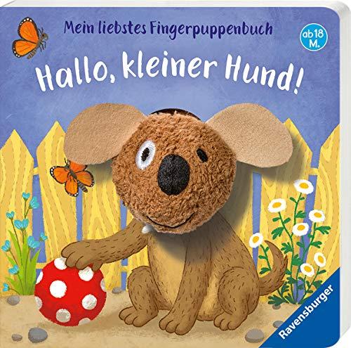 Mein liebstes Fingerpuppenbuch: Hallo, kleiner Hund!