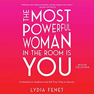 The Most Powerful Woman in the Room Is You cover art