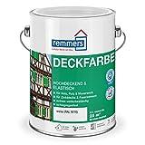Remmers Deckfarbe (5 l, weiß)