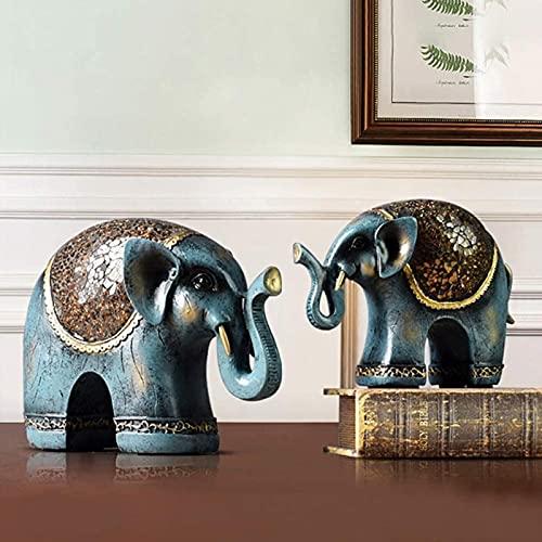 Mobiliario para el hogar Moburnings Elefante Muebles de Estar Muebles de Sala Muebles creativos Exquisitos y Hermosos Muebles