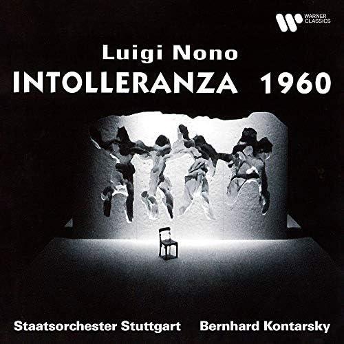 David Rampy, Urszula Koszut, Staatsorchester Stuttgart & Bernhard Kontarsky