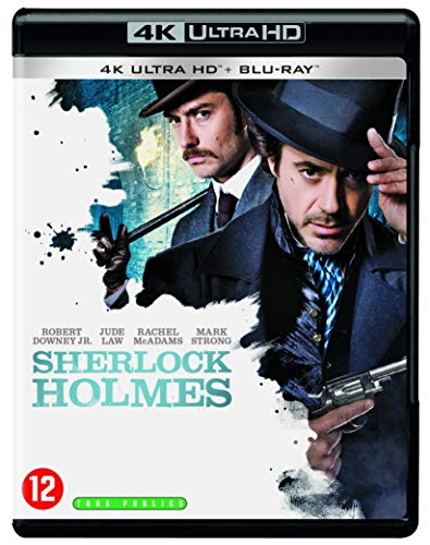 Sherlock Holmes 4K [Blu-Ray]