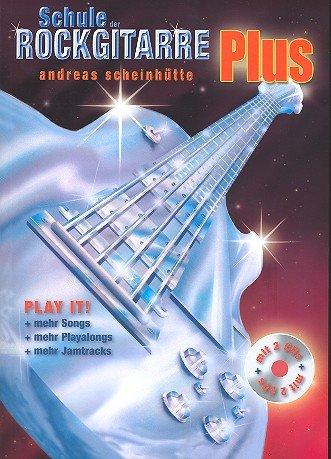 Weinberger Musikverlag Schule der Rockgitarre Plus
