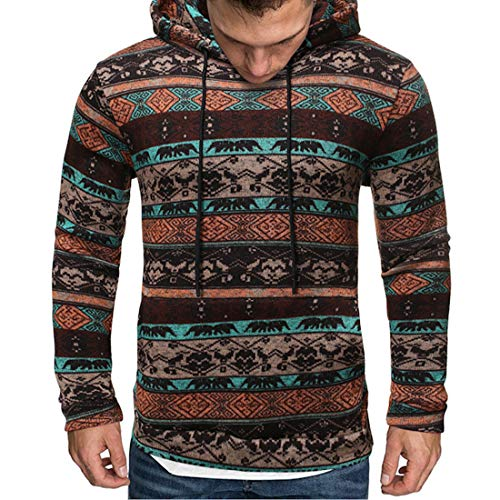 Herren Hoodie Pullover Knit Sweater Long Sleeve Bequemer Casual Daily Wear top Frühling und Herbst Neu Warm Outdoor All-Match Patchwork Sweatshirt Winter Bottoming Shirt S