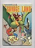 Savage Land TPB Spiderman Wolverine CBX2A