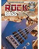 Aprende a tocar - Guitarra Bajo Rock - Eléctrico - Tutor de Música Enséñate a ti mismo Lecciones Principiante - Libro y CD - G8