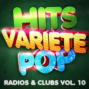 Hits Variété Pop Vol. 10 (Top Radios & Clubs)