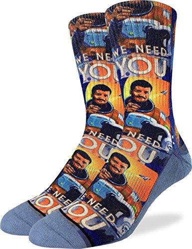 Good Luck Sock Men's Neil deGrasse …