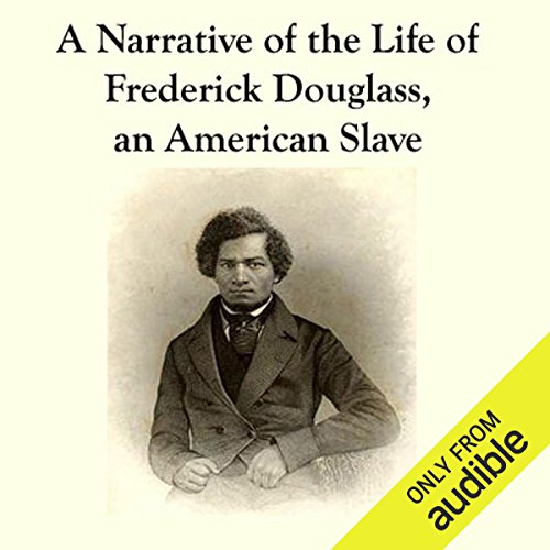 Narrative of the Life of Frederick Douglass Titelbild